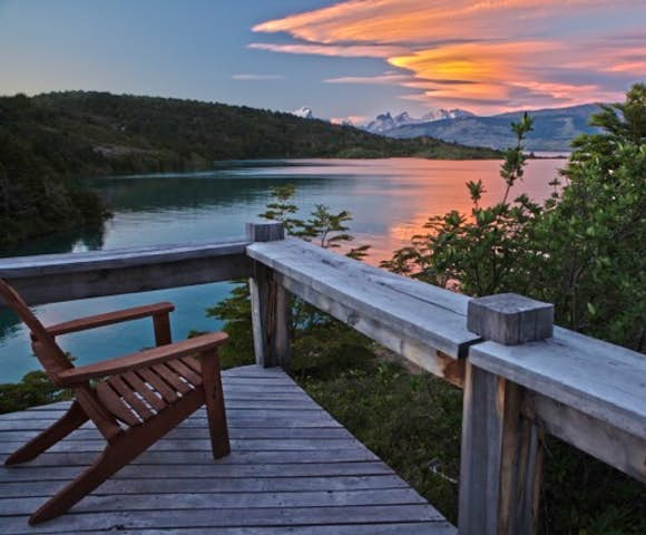 Glamping in Torres del Paine