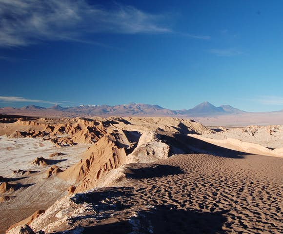Dunes of Atacama desert, Chile