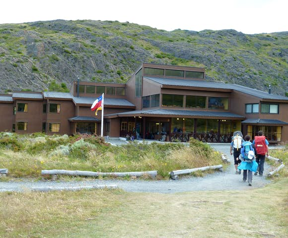 Refugio Paine Grande