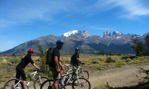 Mountain Biking in Torres del Paine