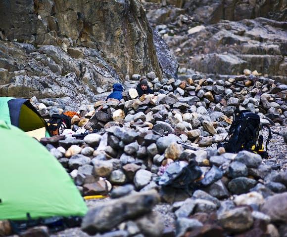 Eco Camp Patagonia