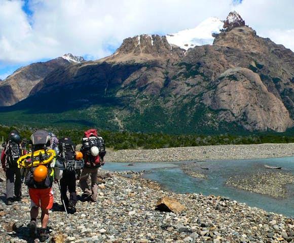 Multi-day trekking in Fitz Roy