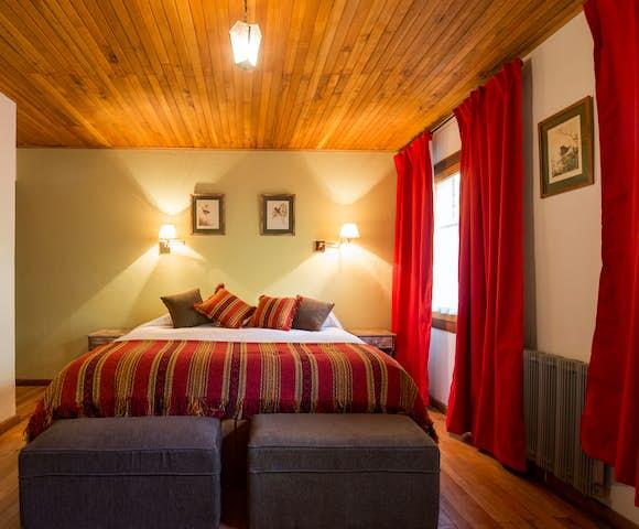 Huechahue double bedroom