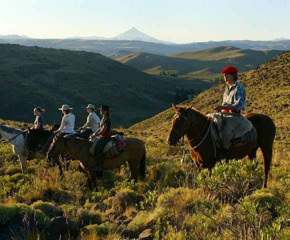 Huechahue horse ride