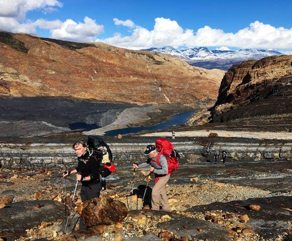 Hiking & Trekking in Patagonia