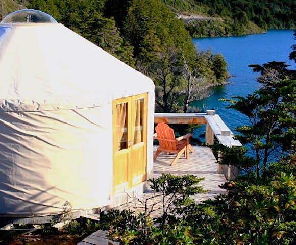Eco Yurt Camp TDP