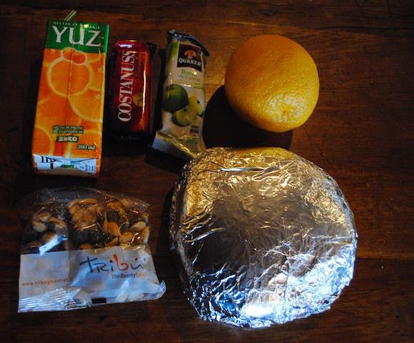 Refugio Lunch