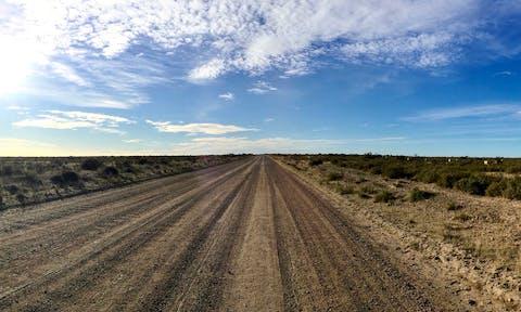 Valdes road