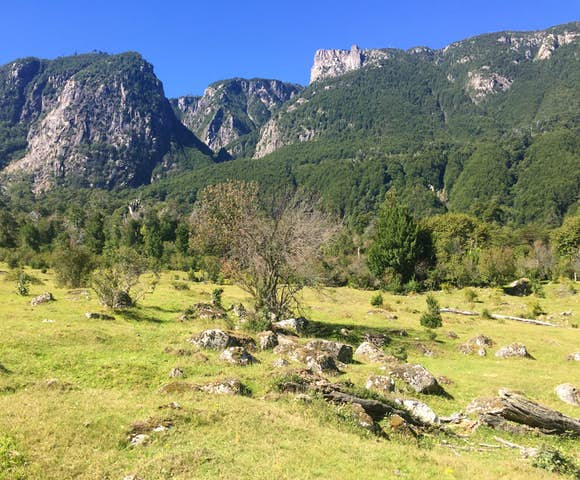 Futaleufu mountains
