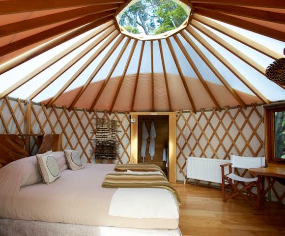 Eco Yurt Camps TdP