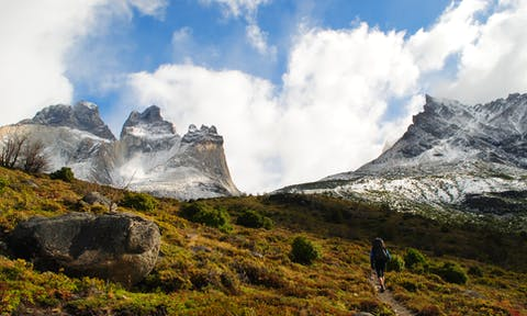 Off the Beaten Track in Torres del Paine