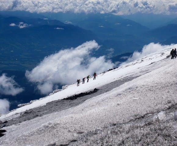Chilean Lakes Pucon hiking
