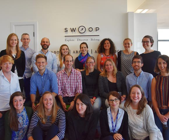 About Swoop Patagonia