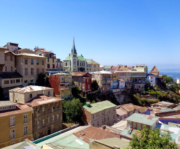 Valparaiso Roof tops