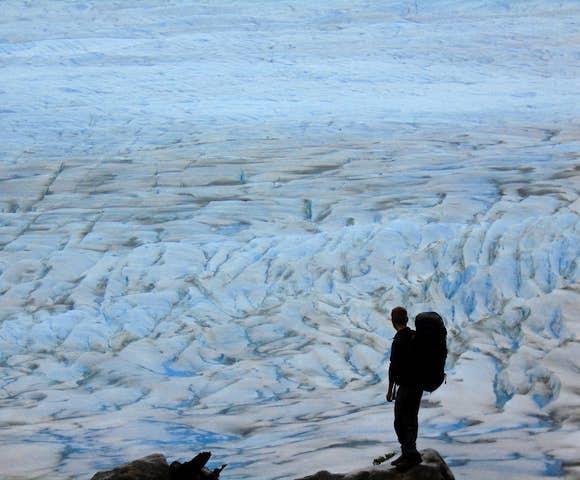 Glacier Grey, Patagonia, Chile