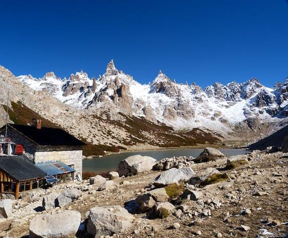 Refugio Frey, Nahuel Huapi National Park, Patagonia