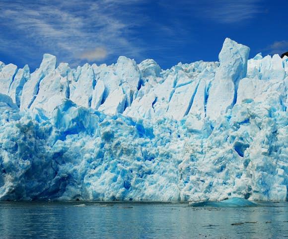 Views of Glacier San Rafael, Chile, Patagonia