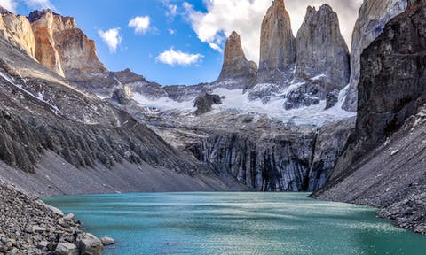 Base of the Towers, Torres del Paine
