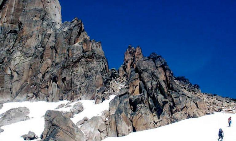 Bariloche Backcountry ski