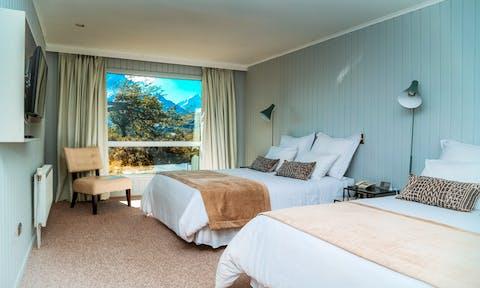 Standard room Hotel Grey