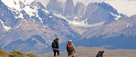 Luxury Lodges in Torres del Paine