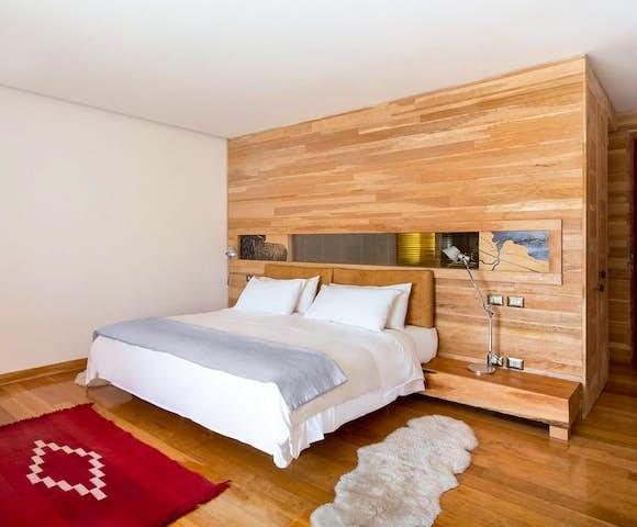 Tierra superior room