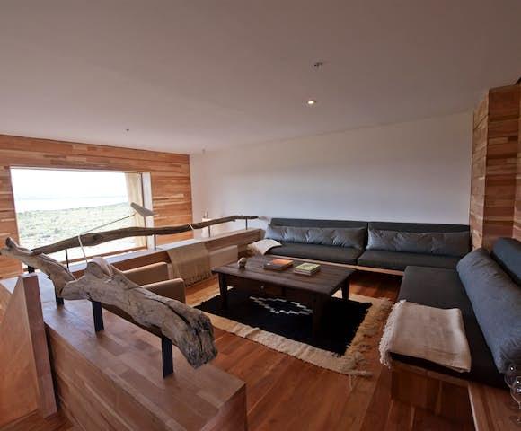 Tierra Suite room
