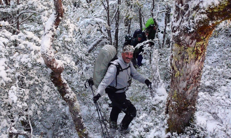 Explore Paine in Winter by Horse, Kayak & Foot