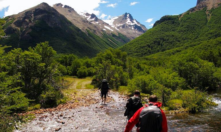 Classic Cerro Castillo Four-Day Trek