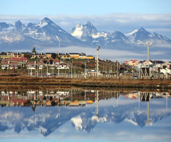 Where to visit in Tierra del Fuego