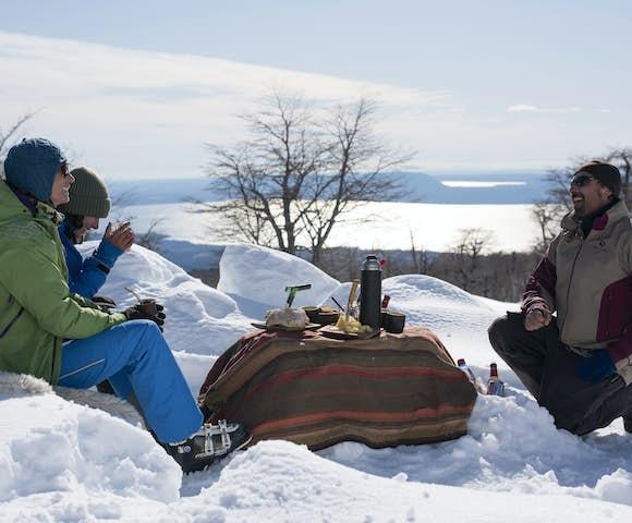 Luxury Vira Vira Ski Picnic