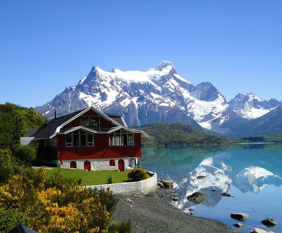 Torres del Paine Accommodation