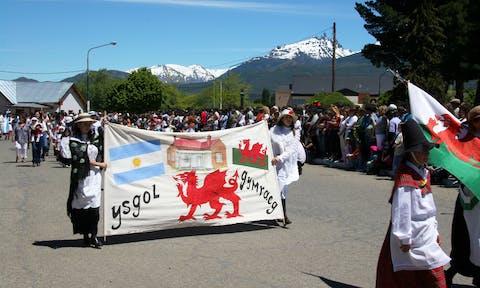 Welsh Patagonia