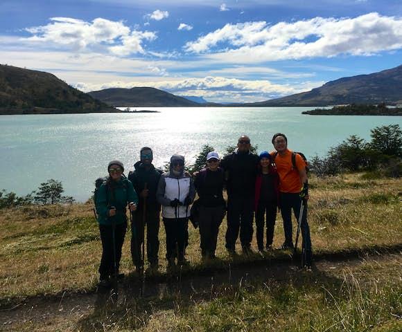 Lazo weber trek lake