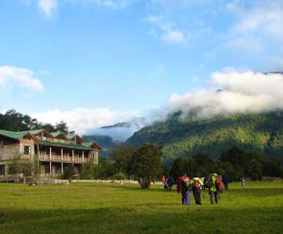 Mitico Puelo Lodge