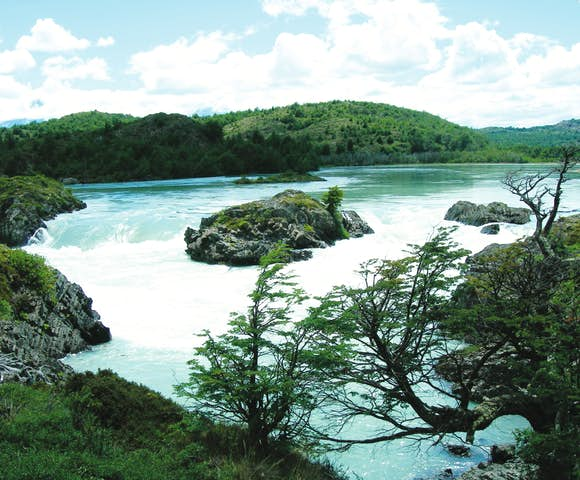 Waterfall Rio Serrano